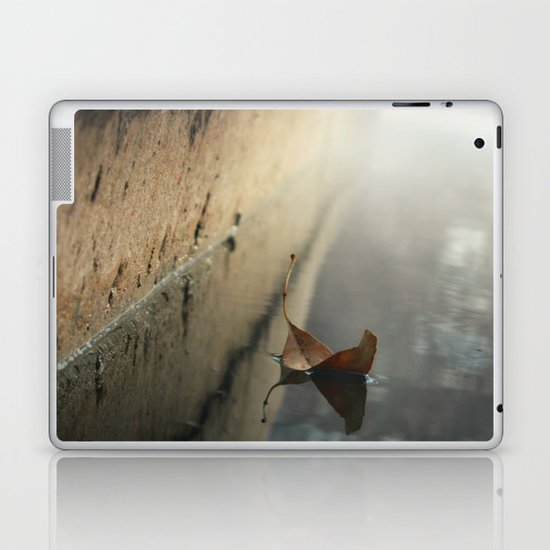a moment suspended ...  Laptop & iPad Skin