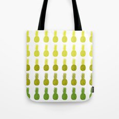 Pineapples - Sunrise Tote Bag