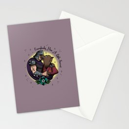 Everybody has a little secret Stationery Cards