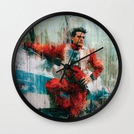 PD Wall Clock