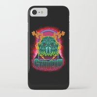 cthulhu iPhone & iPod Cases featuring CTHULHU by Gerkyart.