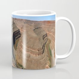 The Goosnecks - A Meander Of The San Juan River Coffee Mug