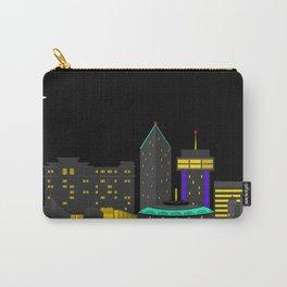 Wichita, Kansas Skyline Carry-All Pouch