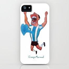 Gol de Argentina iPhone Case