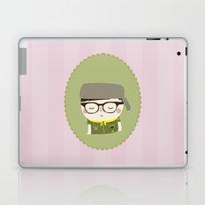 sam shakusky | moonrise kingdom Laptop & iPad Skin