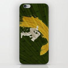 For Charlie (Homage To Guile) iPhone & iPod Skin