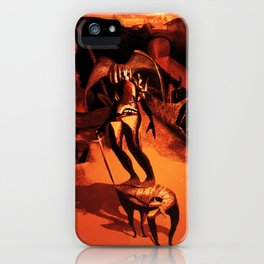Mytohology of Darkness iPhone Case