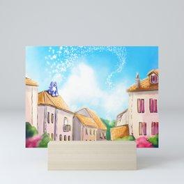 Sky Lights Mini Art Print