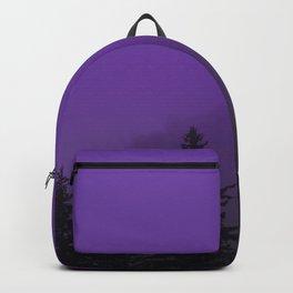 Ultra Violet Fog - Seward Alaska Backpack