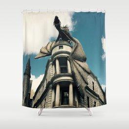 Gringotts Bank Shower Curtain