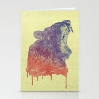 camo Stationery Cards featuring camo  by samalope
