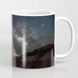 MILKY WAY OVER FAIRYLAND CANYON Coffee Mug