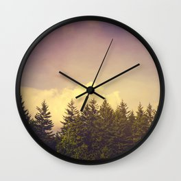 North Wilderness Wall Clock