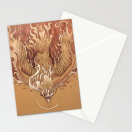 Flight to Destiny Stationery Cards