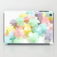 pastel iPad Cases featuring Pastel  by 2sweet4words Designs