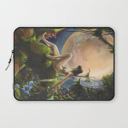 MOON'S LIGHT Laptop Sleeve