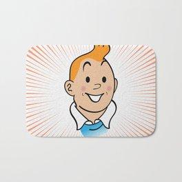 Tintin Bath Mat