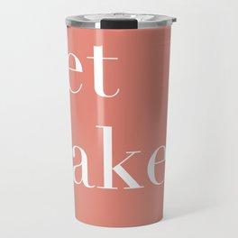 get naked IV Travel Mug