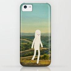 walking in tuscany Slim Case iPhone 5c