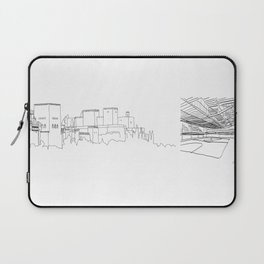 Granada-Madrid Laptop Sleeve