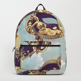 Floral Extravagance Backpack