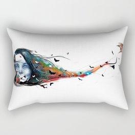 Flying Dream Rectangular Pillow
