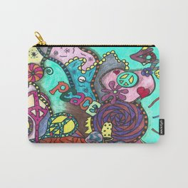 Love For Peace Carry-All Pouch
