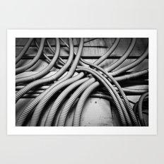 Nostromo Art Print