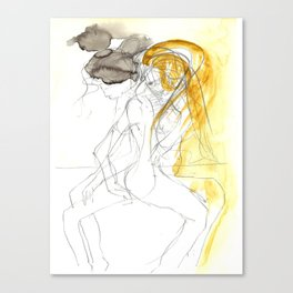 sketch II Canvas Print