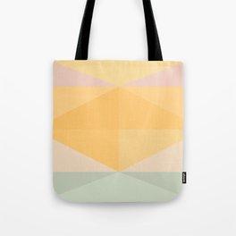 Triangular Pattern I Tote Bag