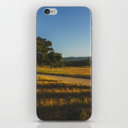 Campo - Pacific Crest Trail, California iPhone Skin