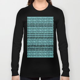 squiggle lines 2 Long Sleeve T-shirt