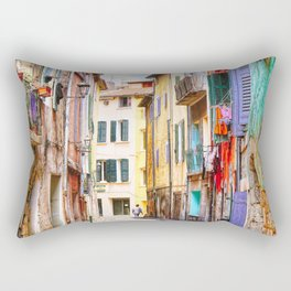 Colors of Provence, France Rectangular Pillow