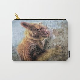 Tree Kangaroo Carry-All Pouch