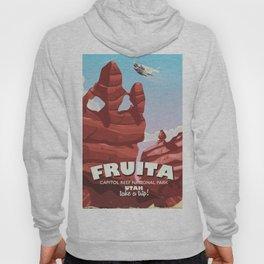 Fruita Capitol Reef National Park Utah Hoody