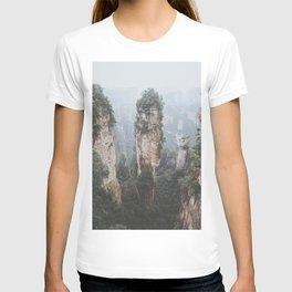 Zhangjiejia National Forest Park T-shirt