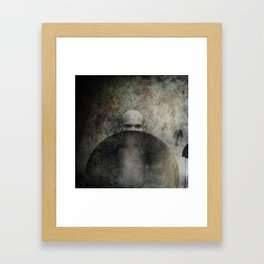 Fragment Framed Art Print