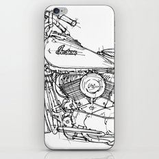 Indian Chief 1948 iPhone & iPod Skin
