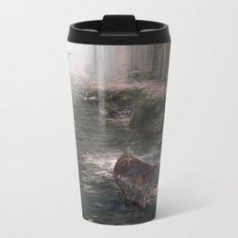 The Lady of Shalott Travel Mug