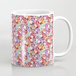Watercolor Tulips Coffee Mug