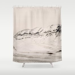 Television Rd Shower Curtain