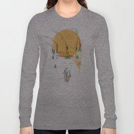 Beach House - Norway Long Sleeve T-shirt