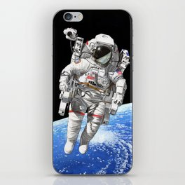 A heck of a big leap iPhone Skin