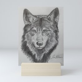 She-Wolf Mini Art Print