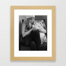 Kage & Relle Framed Art Print