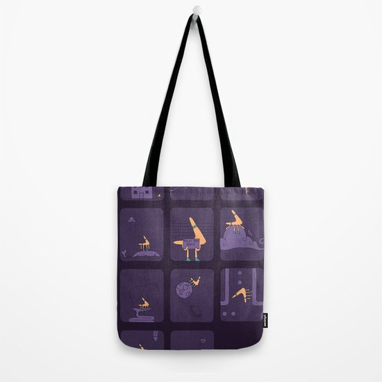 Taking The Long Road Home Tote Bag