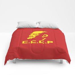 CCCP Lenin Portrait Comforters