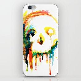 Happy/Grim iPhone Skin