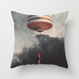 They have Always been Here Throw Pillow