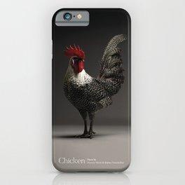 Chic!ken - Campine iPhone Case